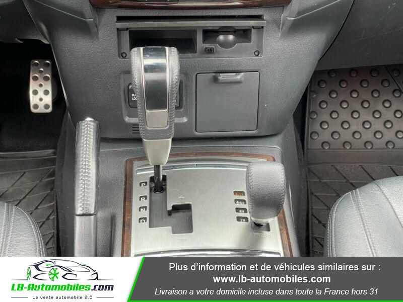 Mitsubishi Pajero 3.2 DI-D 200 INSTYLE BVA 5P  occasion à Beaupuy - photo n°9