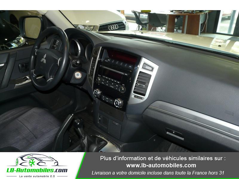Mitsubishi Pajero 3.2 DI-D 200 INVITE 5P Blanc occasion à Beaupuy - photo n°20