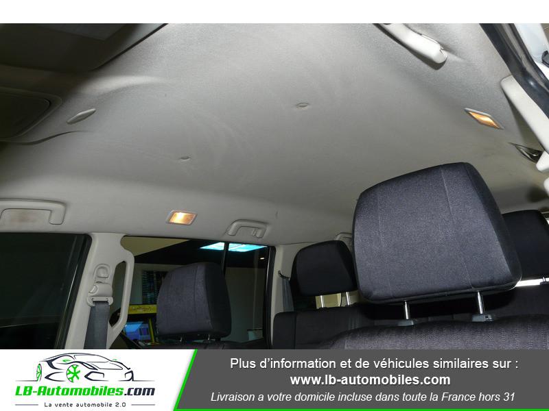 Mitsubishi Pajero 3.2 DI-D 200 INVITE 5P Blanc occasion à Beaupuy - photo n°9