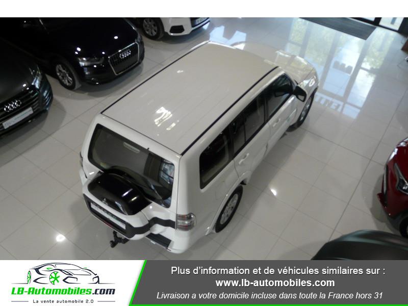 Mitsubishi Pajero 3.2 DI-D 200 INVITE 5P Blanc occasion à Beaupuy - photo n°14