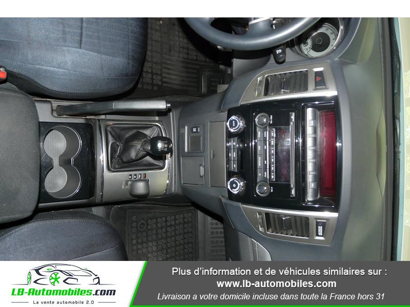 Mitsubishi Pajero 3.2 DI-D 200 INVITE 5P Blanc occasion à Beaupuy - photo n°17