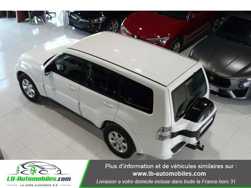 Mitsubishi Pajero 3.2 DI-D 200 INVITE 5P Blanc occasion à Beaupuy - photo n°13