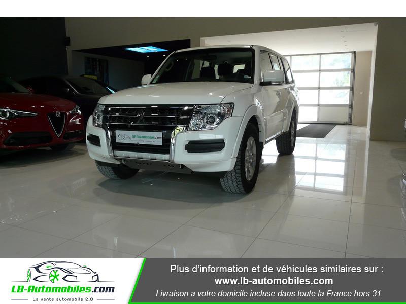 Mitsubishi Pajero 3.2 DI-D 200 INVITE 5P Blanc occasion à Beaupuy