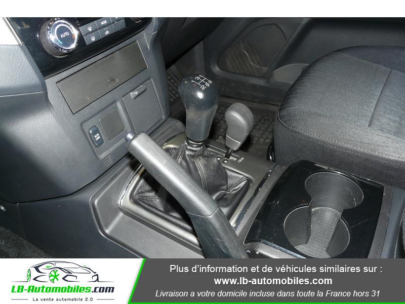 Mitsubishi Pajero 3.2 DI-D 200 INVITE 5P Blanc occasion à Beaupuy - photo n°18