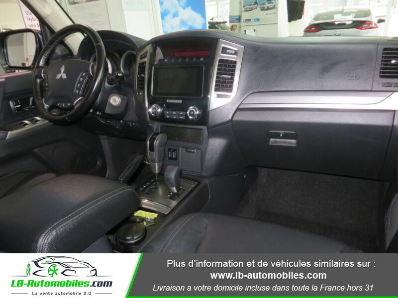 Mitsubishi Pajero 3.2 DI-D Blanc occasion à Beaupuy - photo n°4