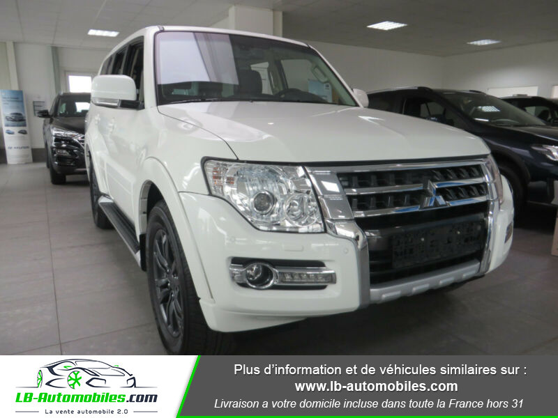 Mitsubishi Pajero 3.2 DI-D Blanc occasion à Beaupuy