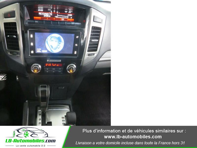 Mitsubishi Pajero 3.2 DI-D Blanc occasion à Beaupuy - photo n°6