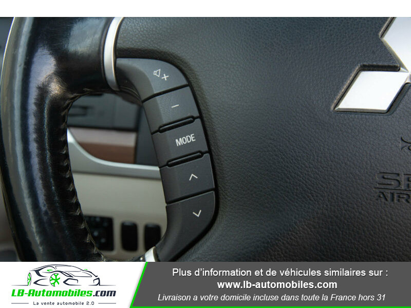 Mitsubishi Pajero 3.2 DI-D Noir occasion à Beaupuy - photo n°13