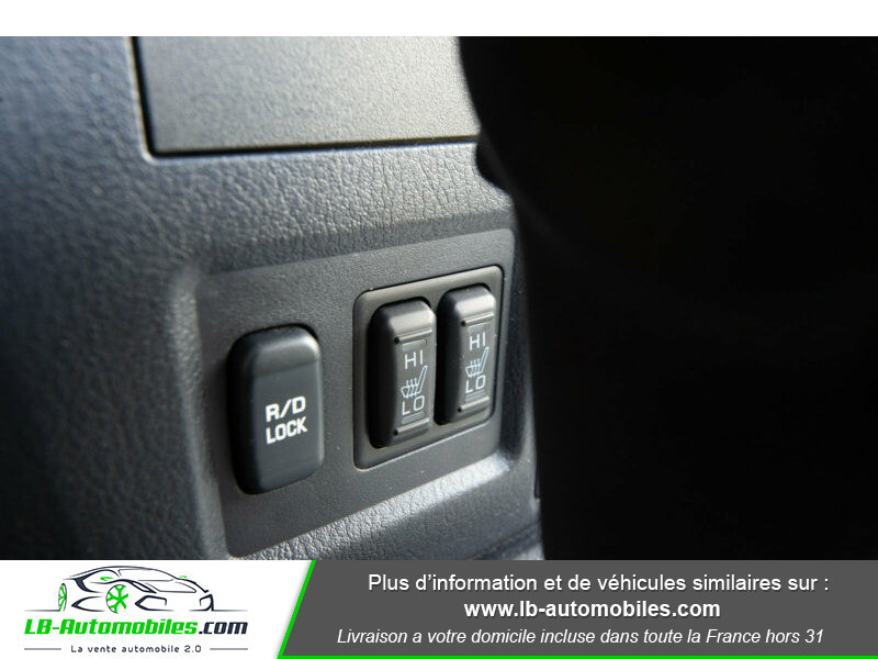 Mitsubishi Pajero 3.2 DI-D Noir occasion à Beaupuy - photo n°7