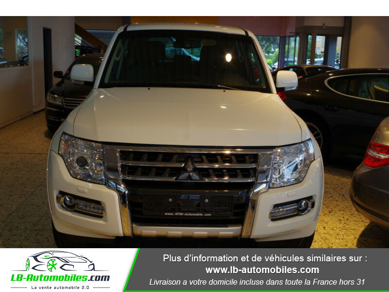 Mitsubishi Pajero 3.2 DI-D Blanc occasion à Beaupuy - photo n°7