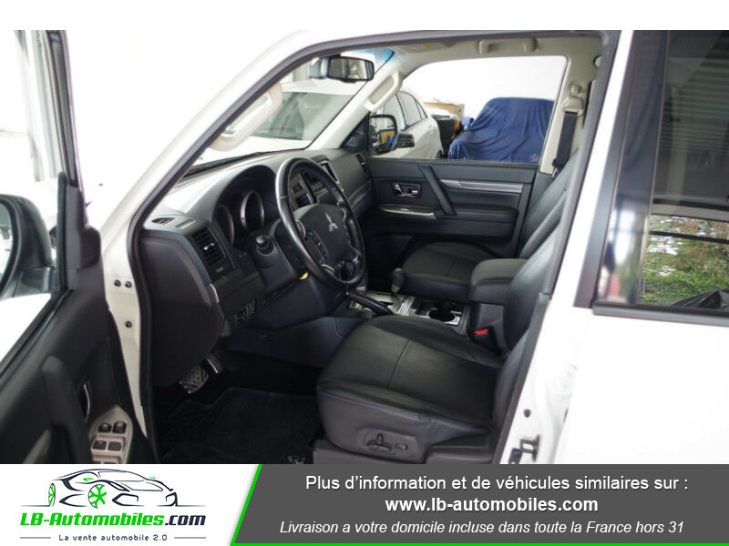 Mitsubishi Pajero 3.2 DI-D Blanc occasion à Beaupuy - photo n°4