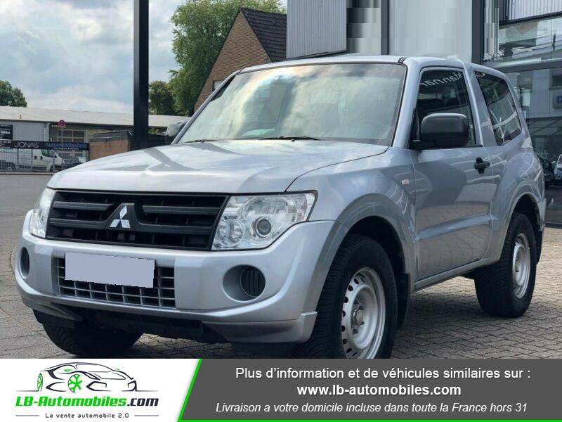 Mitsubishi Pajero 3.2 DI-D Argent occasion à Beaupuy