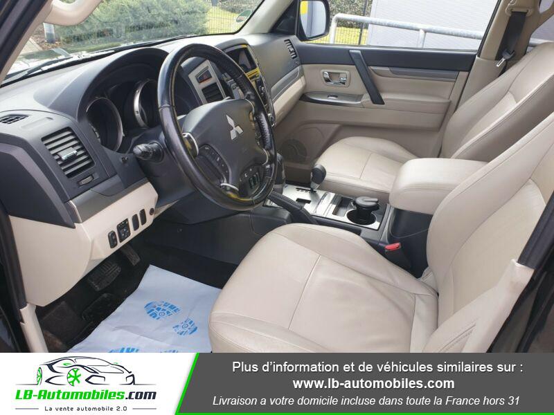Mitsubishi Pajero 3.2 DI-D Noir occasion à Beaupuy - photo n°13