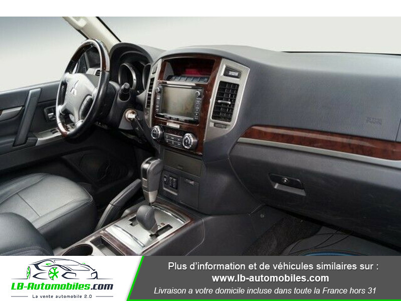Mitsubishi Pajero 3.2 DI-D Noir occasion à Beaupuy - photo n°8