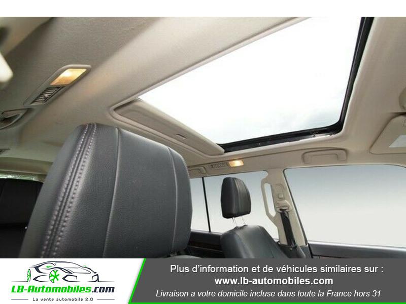 Mitsubishi Pajero 3.2 DI-D Noir occasion à Beaupuy - photo n°19