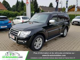Mitsubishi Pajero Noir, garage LB AUTOMOBILES à Beaupuy