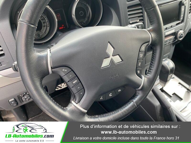 Mitsubishi Pajero 3.2 DI-D Marron occasion à Beaupuy - photo n°7