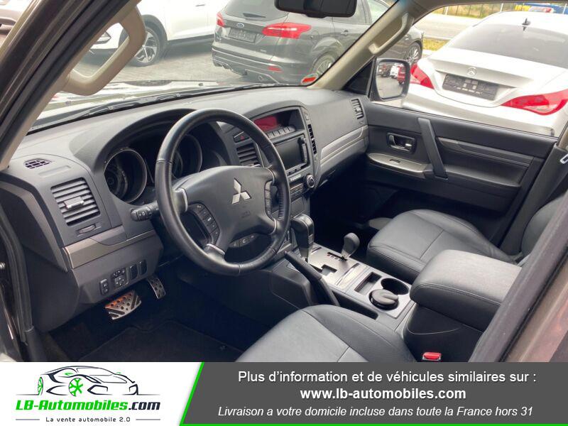 Mitsubishi Pajero 3.2 DI-D Marron occasion à Beaupuy - photo n°2