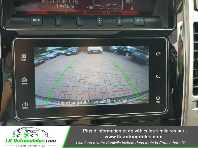 Mitsubishi Pajero 3.2 DI-D Noir occasion à Beaupuy - photo n°9