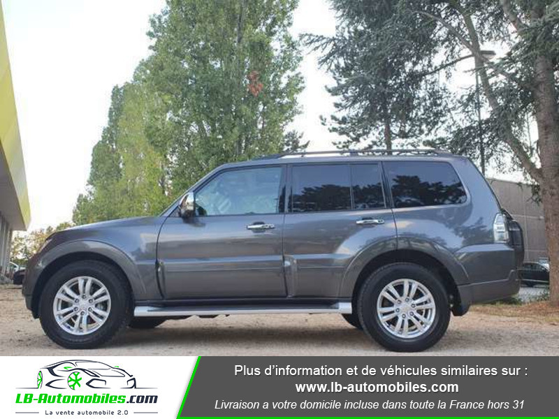 Mitsubishi Pajero 3.2 DI-D Gris occasion à Beaupuy - photo n°8