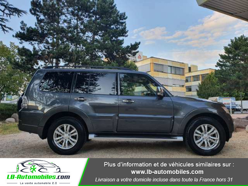 Mitsubishi Pajero 3.2 DI-D Gris occasion à Beaupuy - photo n°10