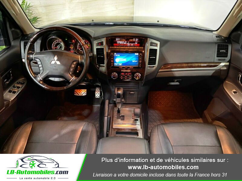 Mitsubishi Pajero 3.2 DI-D Gris occasion à Beaupuy - photo n°2