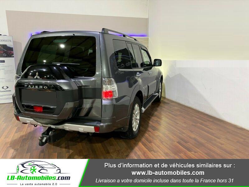 Mitsubishi Pajero 3.2 DI-D Gris occasion à Beaupuy - photo n°11