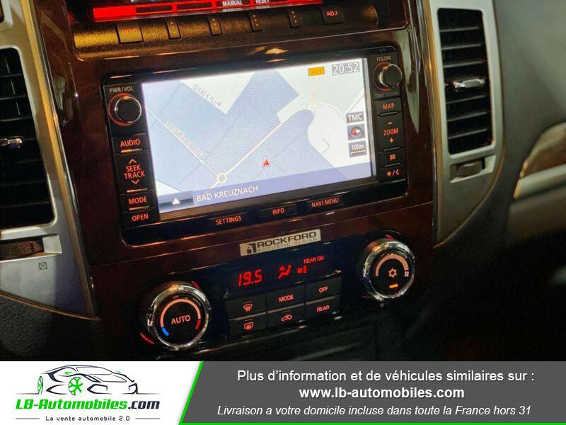Mitsubishi Pajero 3.2 DI-D Gris occasion à Beaupuy - photo n°8