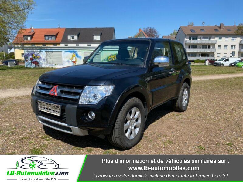 Mitsubishi Pajero 3.2 DI-D Noir occasion à Beaupuy