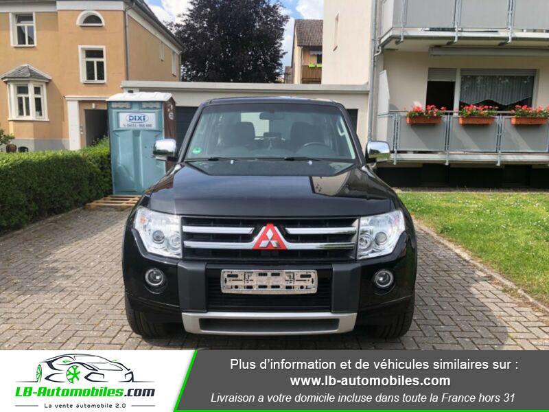Mitsubishi Pajero 3.2 DI-D Noir occasion à Beaupuy - photo n°7