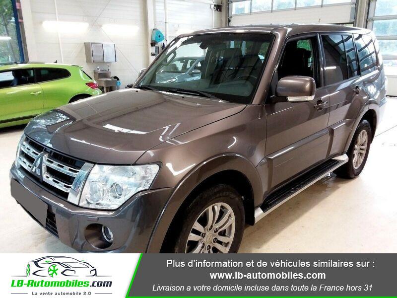 Mitsubishi Pajero 3.2 DI-D Marron occasion à Beaupuy