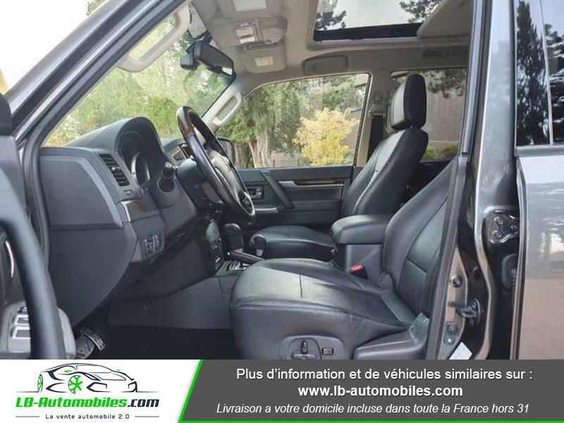 Mitsubishi Pajero 3.2 DI-D Gris occasion à Beaupuy - photo n°4