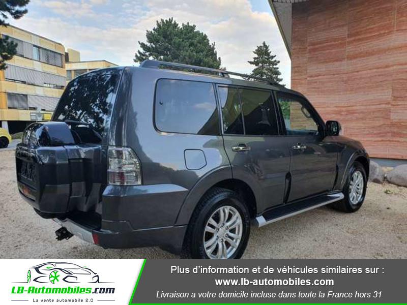 Mitsubishi Pajero 3.2 DI-D Gris occasion à Beaupuy - photo n°3
