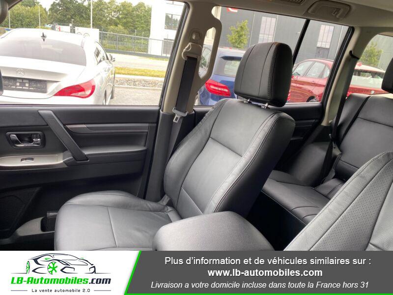 Mitsubishi Pajero 3.2 DI-D Marron occasion à Beaupuy - photo n°4