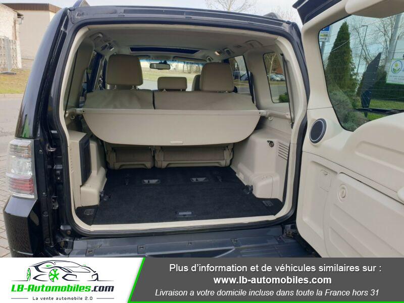 Mitsubishi Pajero 3.2 DI-D Noir occasion à Beaupuy - photo n°11