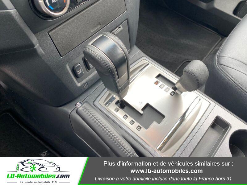 Mitsubishi Pajero 3.2 DI-D Marron occasion à Beaupuy - photo n°8