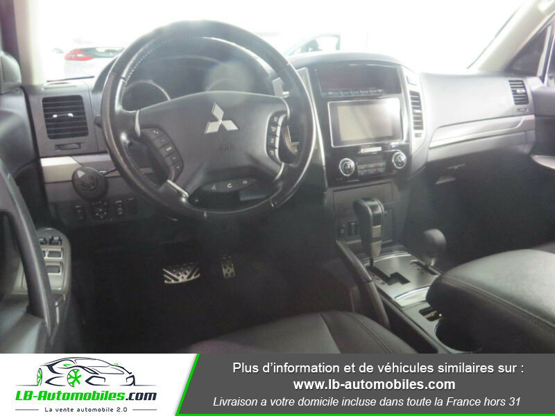 Mitsubishi Pajero 3.2 DI-D Blanc occasion à Beaupuy - photo n°2
