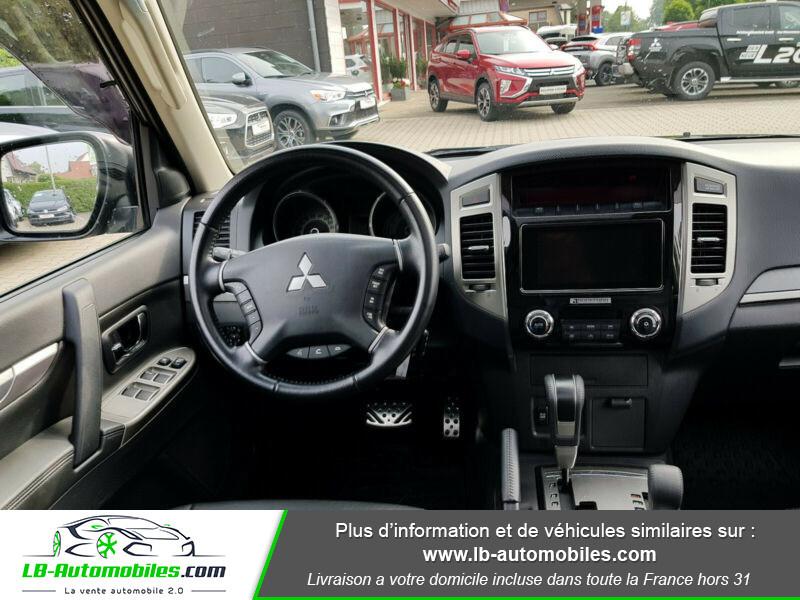 Mitsubishi Pajero 3.2 DI-D Noir occasion à Beaupuy - photo n°2