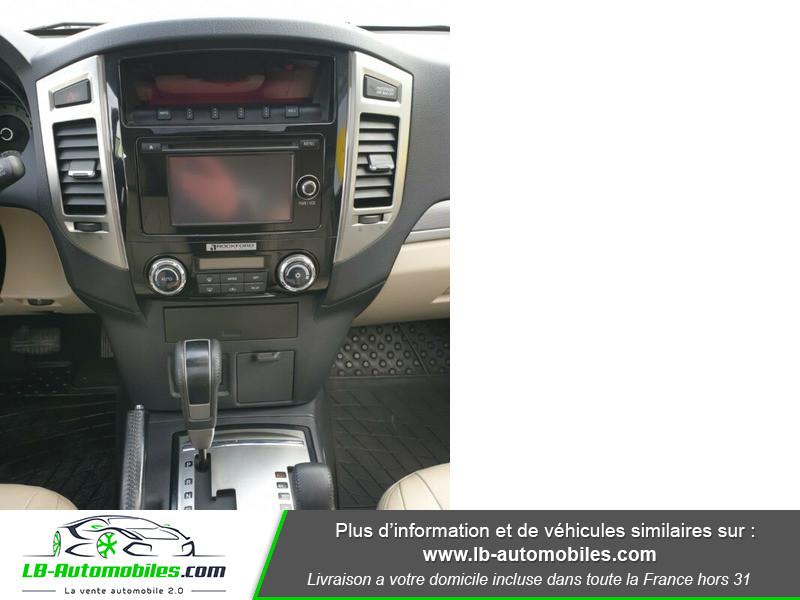 Mitsubishi Pajero 3.2 DI-D Noir occasion à Beaupuy - photo n°15