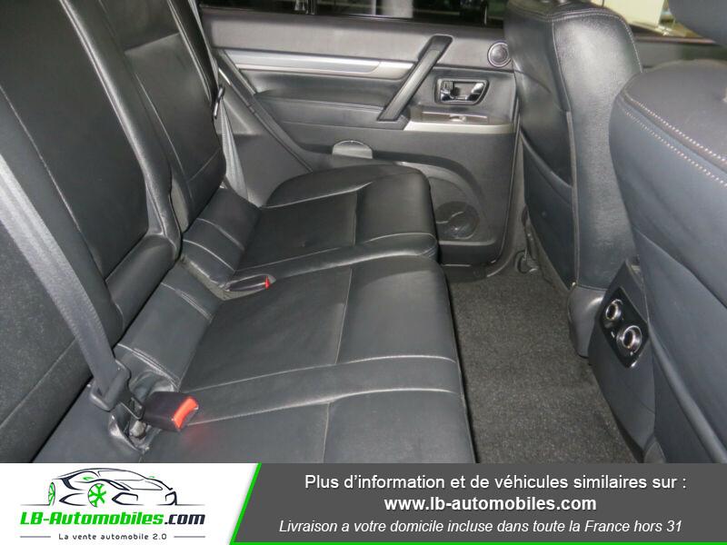Mitsubishi Pajero 3.2 DI-D Blanc occasion à Beaupuy - photo n°5