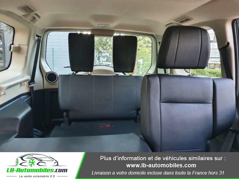 Mitsubishi Pajero 3.2 DI-D Gris occasion à Beaupuy - photo n°7