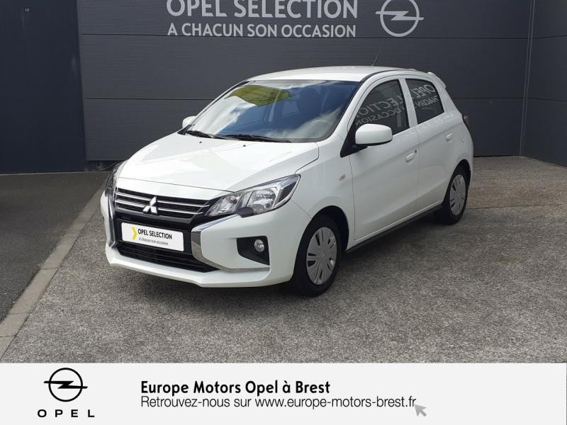Mitsubishi Space Star 1.0 MIVEC 71ch In 2020 Argent occasion à Brest