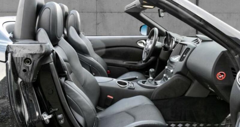 Nissan 370 Z 3.7 V6 328ch Noir occasion à Boulogne-Billancourt - photo n°5