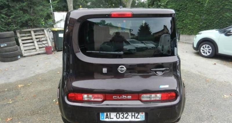 Nissan Cube 1.5 Dci 110 fap Basis  occasion à Vaulx En Velin - photo n°6