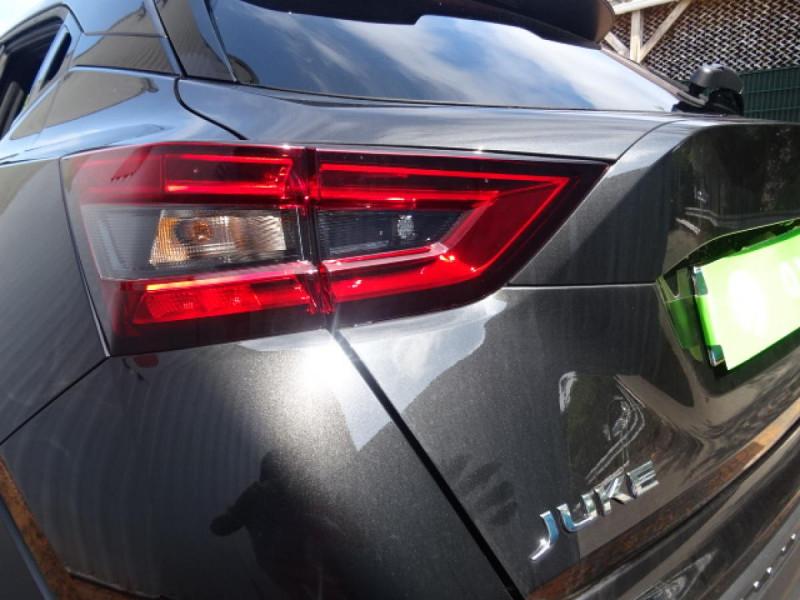 Nissan Juke 1.0 DIG-T - 114 - BV DCT Stop/Start 2021  II 2019 N-Connecta Noir occasion à Mérignac - photo n°11