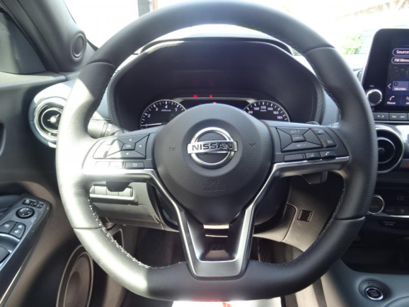 Nissan Juke 1.0 DIG-T - 114 - BV DCT Stop/Start 2021  II 2019 N-Connecta Noir occasion à Mérignac - photo n°16