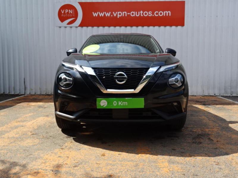 Nissan Juke 1.0 DIG-T - 114 - BV DCT Stop/Start 2021  II 2019 N-Connecta Noir occasion à Mérignac - photo n°8