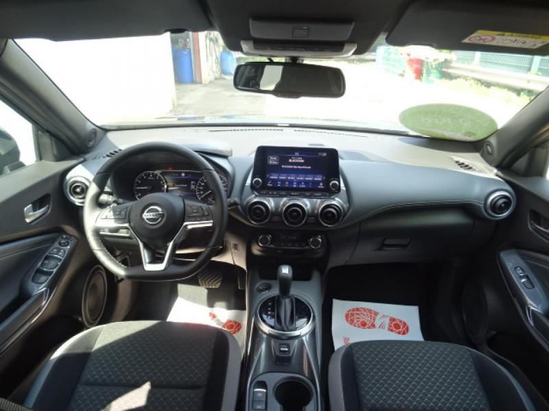Nissan Juke 1.0 DIG-T - 114 - BV DCT Stop/Start 2021  II 2019 N-Connecta Noir occasion à Mérignac - photo n°15