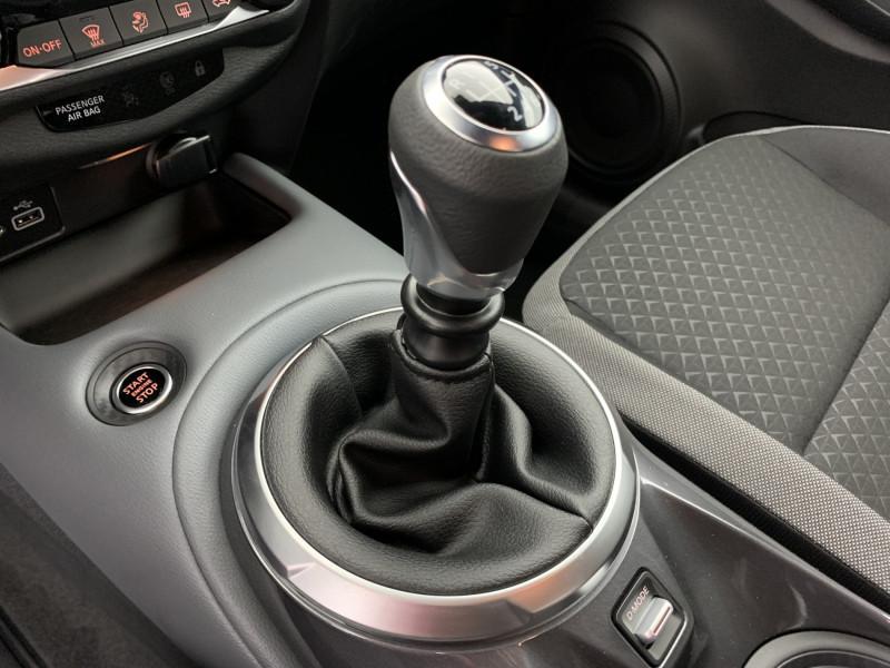 Nissan Juke 1.0 DIG-T 114ch N-Connecta +GPS Noir occasion à SAINT-GREGOIRE - photo n°13
