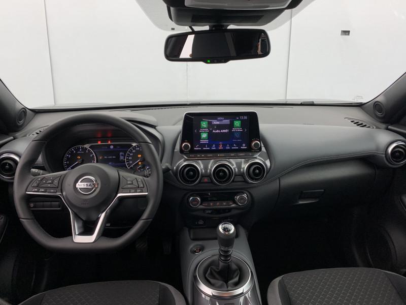 Nissan Juke 1.0 DIG-T 114ch N-Connecta +GPS Noir occasion à SAINT-GREGOIRE - photo n°15